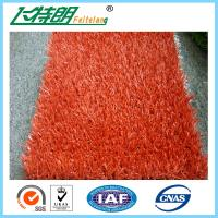 Quality Decorative Artificial Lawn Grass Landscaping / Plastic Grass Carpet 9000 Dtex for sale