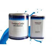 Quality Acrylic Automotive Primer Paint Accelerator , Liquid Auto Primer Spray Paint for sale