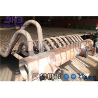 China Chemical Industry Steam Header Piping Boiler Tube High Thermal Efficiency on sale