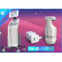 Quality High Intensive Ultrasoic Liposonix HIFU Machine 4MHZ Body Slimming Machine for sale