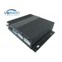 Buy cheap SD WIFI Support Playback CMS 8 Channel Mobile DVR MDVR for Public Bus product