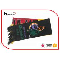 Buy Sports Style Multi Color Knitted Scarf With Hood , Knit Infinity Scarf at wholesale prices