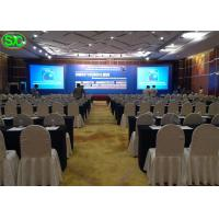 China High Refresh Rental Led Screen Indoor For Stage Events , Quick assemble on sale