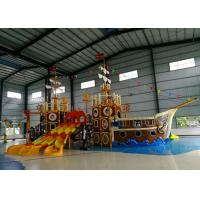 Quality Pirate Series Water Theme Park Equipment With 12 Months Warranty for sale