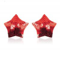 Buy cheap FN011 Suppliers of Women Sexy Star Sequin Pasties Breast Petal from wholesalers