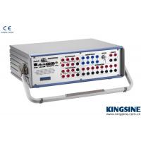 Quality Universal Relay Test Set complying IEC61850 SV & GOOSE for sale