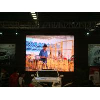 China P3.91 Full Color Rental Led Screen Indoor SMD Die Cast Aluminum Light Structure on sale