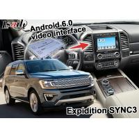 Quality Ford Expidition SYNC 3 android car navigation box , gps navigation devices for sale