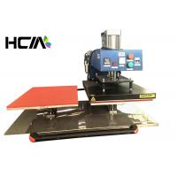 Quality High Efficiency Sublimation Heat Transfer Press Machine Hydraulic 60 x 80 Heating Area for sale