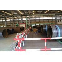 Quality Square Galvanized Plumbing Pipe , Galvanized Steel Tube Construction Engineering for sale