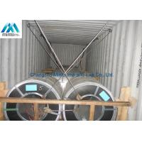 Quality Insulated Metal Panel Aluminium Zinc Coated Steel Coil Weather Resistance for sale