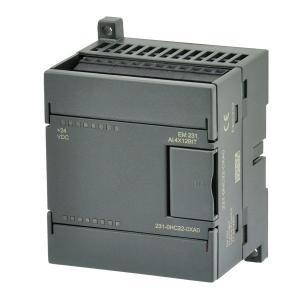 Quality EM231 4 Analog Input Programming Logic Controller Compatible 6ES7 231-0HC22-0XA0 for sale