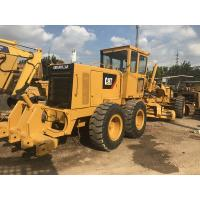 Quality Caterpillar 140G Motor Second Hand Grader Ripper Fitted New Paint No Oil Leakage for sale