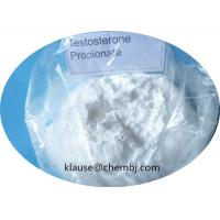 White Legal Steroids Powder Testosterone Propionate For Bulking Cycle Injection for sale