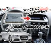 Buy Offline Navigation Video Interface For 2005-2009 Audi Video Interface A6 A8 Q7 2G MMI WinCE System at wholesale prices
