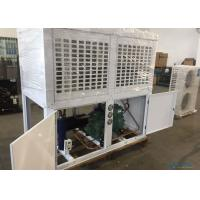 Quality 8HP Box Type Refrigeration Condensing Unit With Air Cooler For Cold Storage Room for sale