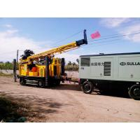 China Reverse Circulation Rotary Drilling Rig Machine With CUMMINS Engine 0 - 80 Rpm Rotation Speed on sale