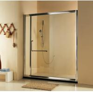 Quality Hot sell self-cleaning Bathroom Sliding Shower Doors /Frameless Glass Shower Door for sale