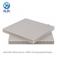 Quality PP hollow plastic formwork for fundation concrete building materials system |building panel|Plastic Formwork Price for sale