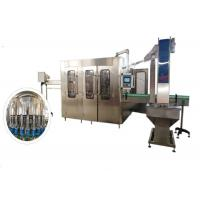 China 6.57kw Mineral Water Bottling Machine on sale