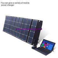 Quality Enjoy free limitless power *120W Elegant solar charger for sale