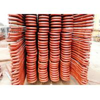 Low Temperature Superheater Coil Tube Boiler Spare Parts For Coal - Fired Boilers