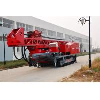 Buy Full Hydraulic Multifunction Top Drive Drill Rig TDR-50 with drilling depths up to 1500m at wholesale prices