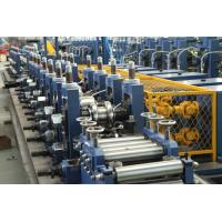 Low Carbon Steel Tube Forming Machine For Industrial Pipe Production
