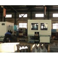Fast angle heel milling machine for power transmission tower TQC200