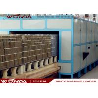 Quality Brick Production Line Processing Clay Brick Kiln TypesEasy Maintenance for sale