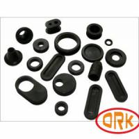 Quality Free Sample Hose Sleeve Grommet Rubber High / Low Temperature Resistance for sale