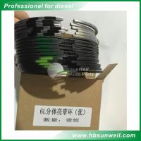 Quality Dongfeng Cummins 6L QSL9 Diesel Engine Overhaul Kits / Piston Ring set for sale