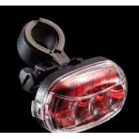 Quality 0.25W LED Bicycle Tail Light with Red and White Lights for sale