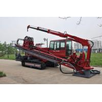 Buy Anchor Hydraulic System Horizontal Directional Drilling Rigs With With Rubber Element Track at wholesale prices