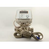 Buy cheap Mechanical Smart Meters , Residential Heat Meters with M-BUS Interface DN15 DN25 product