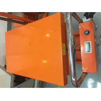 Quality Mobile Hydraulic Lifting Table With Scale , Stable Performance Scissor Lift Cart for sale