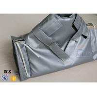 High Temp Insulation Jacket Heat Resistant Exhaust Blanket Cover For Gate Valve
