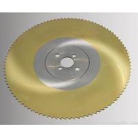 Quality High Speed Steel Circular Saw Blade | MBS Hardware |  for metal tubes and pipes cutting |  diameter from 175mm  to 550mm for sale