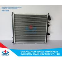 Quality Auto Spare Parts Automotive Radiator Renault Kangoo 1997 1.9D MT for sale