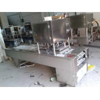 Quality Automatic Tray Vacuum Gas Filling And Sealing Machine for sale