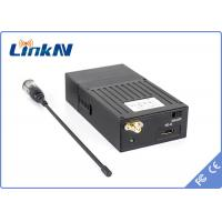 Buy cheap NLOS cofdm wireless video transmitter , wireless video sender security long from wholesalers