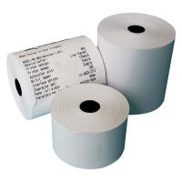 Quality Custom Printed Receipt Paper Roll High Brightness 80mm Thermal Receipt Paper for sale
