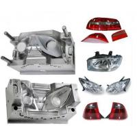 Quality Plastic Auto Lamp Mould / Auto Parts Mould Injection Molding For Automotive Lighting for sale