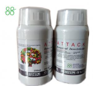 Quality Azadirachtin 1%EW 0.3%EC Botanical Pesticide for sale