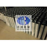 Quality Sic Tube / Ceramic Burner Nozzle Simple Installation For Shuttle Kilns Flaming Tubes for sale