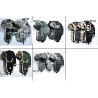 China trooper winter hats worm style SH001-SH005 warm area 's choice hats on sale