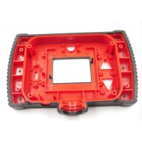 Quality Toolbox Parts Two Shot Plastic Injection Molding , 2 Shot Molding ABS+TPE for sale