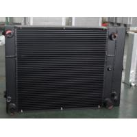 Quality Hydraulic Transmission Compact Plate Fin Heat Exchanger For Construction Machinery for sale