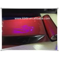 Quality Security uv ribbon black to red for printer for sale