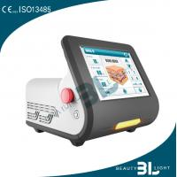 Quality 980nm Diode Laser Vascular Removal Machine For Face and Body Blood Vessels Removal for sale